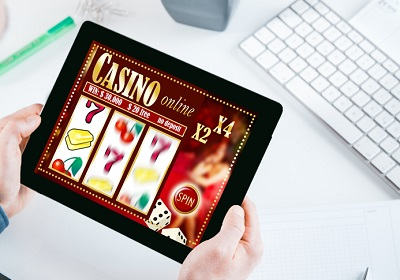 History of online slot machines