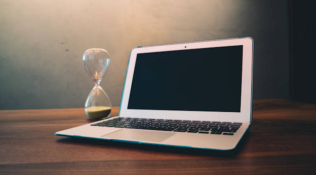 Time management at online casinos